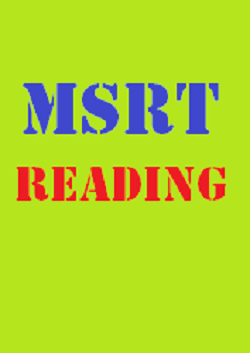 سوال ریدینگ واقعی آزمون msrt