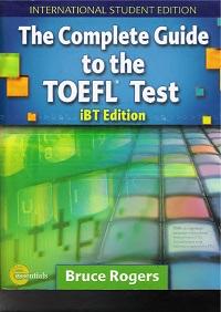 دانلود رایگان کتاب Complete Guide to the Toefl