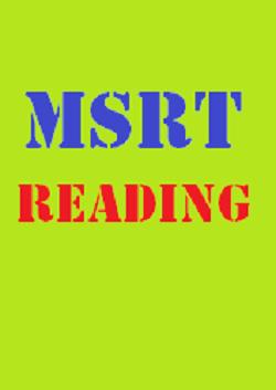 دانلود رایگان سوالات ریدینگ آزمون MSRT مرداد 94