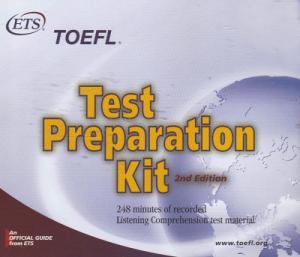 TOEFL Test Preparation Kit ETS